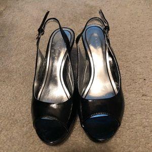 Hi heels (open toe)